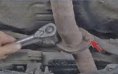 Замена дополнительного глушителя Geely МК / МК Cross