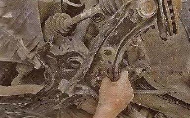 Замена шаровой опоры передней подвески Geely МК / МК Cross