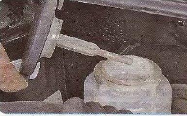 Замена жидкости и прокачка системы ГУР на Geely МК / МК Cross