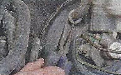 Замена вакуумного усилителя тормозов Geely МК / МК Cross