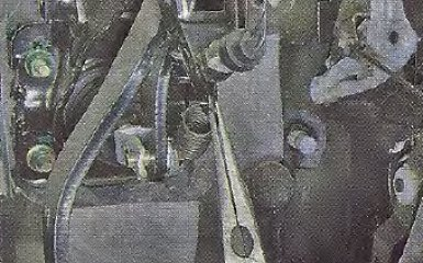 Замена педали тормоза Geely МК / МК Cross