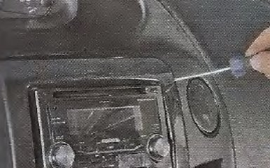 Снятие и установка панели приборов Geely МК / МК Cross