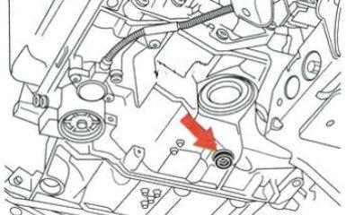 Замена масла в АКПП Renault Duster