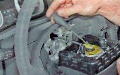 Снятие руля Renault Duster