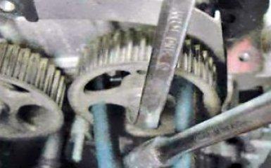 Замена сальника распредвала Renault Duster, 2010 - 2015 г.в.