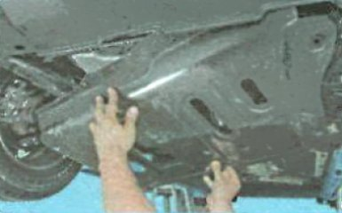 Замена охлаждающей жидкости Renault Duster