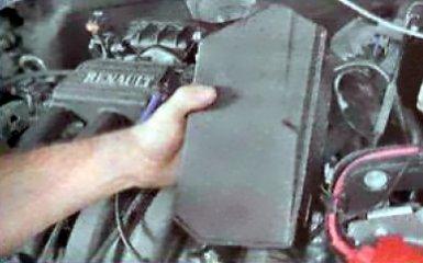 Замена термостата Renault Duster