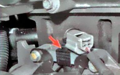 Замена датчиков Renault Duster