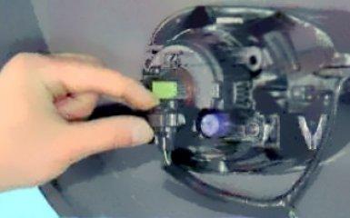 Замена противотуманной фары Рено Дастер