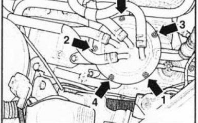 Замена дизельного топливного фильтра VW Passat B6