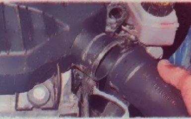 Замена термостата на Renault Logan 2