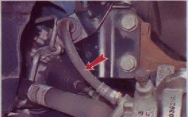Проверка привода тормозной системы Renault Logan 2