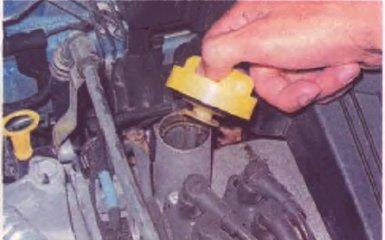 Замена масла и масляного фильтра на Renault Logan 2