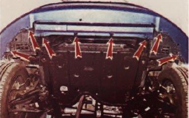 Замена переднего бампера на Renault Logan 2