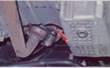 Замена уплотнительного кольца приемной трубы Renault Logan 2
