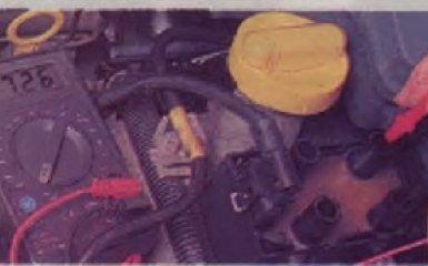 Замена катушек зажигания на Renault Logan 2
