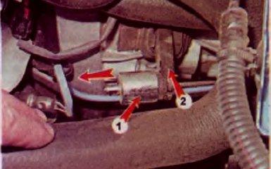 Замена троса сцепления на Renault Logan 2