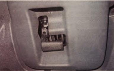 Замена кожуха рулевой колонки Renault Logan 2