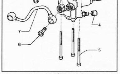 Замена ТНВД на VW Passat B6 (FSI и TFSI)