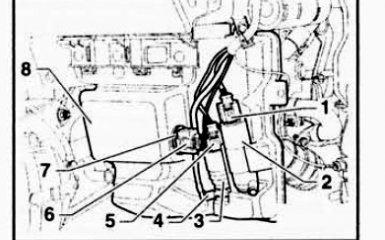 Замена насоса омывателя VW Passat B6