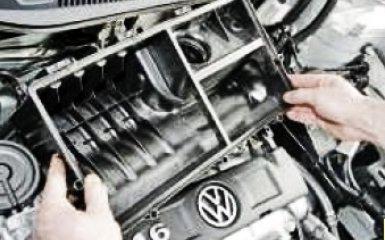 Замена прокладки ГБЦ Volkswagen Polo V sedan 1.6