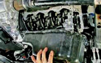 Замена прокладок распредвалов VW Polo 5 sedan 1.6
