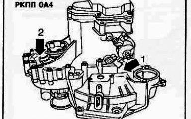 МКПП VW Passat B6