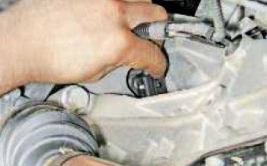 Замена датчиков системы управления двигателем Фольксваген Поло седан