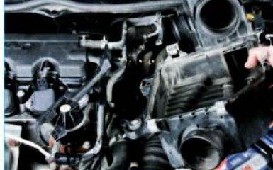Замена двигателя на Honda Civic 4D/5D 1.8 (R18A), 2006 - 2012 г.в.