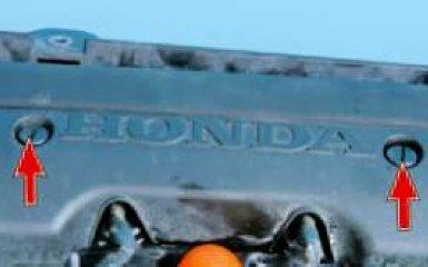 Замена прокладки крышки ГБЦ Honda Civic 4D/5D 1.8 (R18A1), 2006 - 2012 г.в.