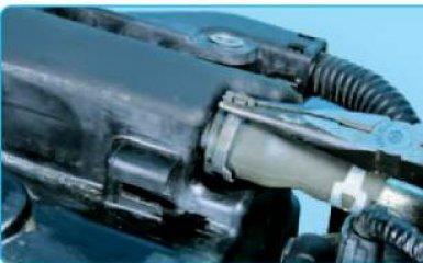 Очистка вентиляции картера двигателя Honda Civic 4D/5D 1.8 (R18A1), 2006 - 2012 г.в.