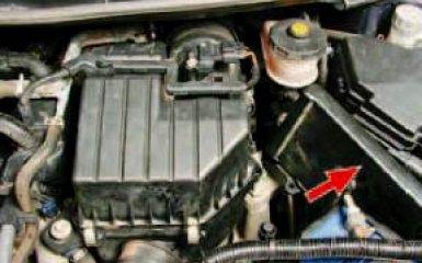 Замена ЭБУ двигателя Honda Civic 4D/5D 1.8 (R18A1), 2006 - 2012 г.в.