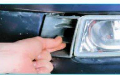 Замена противотуманных фар Honda Civic 4D/5D 1.8 (R18A1)