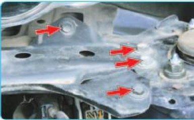 Замена механической коробки передач Honda Civic 4D/5D 1.8 (R18A1)