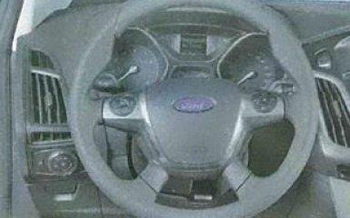 Замена руля Ford Focus 3
