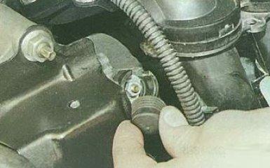 Замена генератора Форд Фокус 3