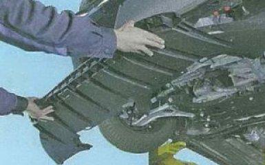 Замена стартера Ford Focus 3