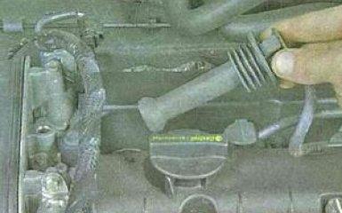 Замена свечей зажигания Ford Focus 3