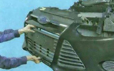 Звуковой сигнал Форд Фокус 3: снятие и замена
