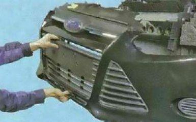 Бачок омывателя Форд Фокус 3: снятие и замена