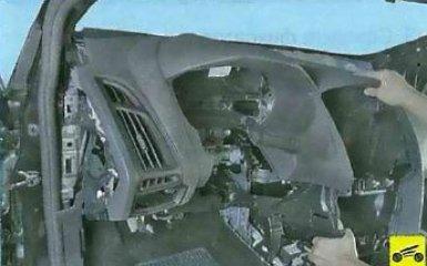 Замена воздухонагнетателя Ford Focus 3