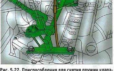 Замена маслосъемных колпачков клапанов Ford Focus 3