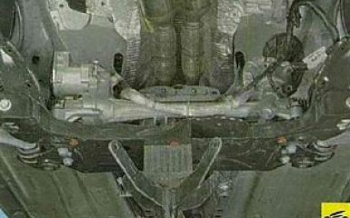 Замена катколлектора Ford Focus 3