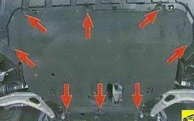 Замена масла в механической коробке передач Ford Focus 3