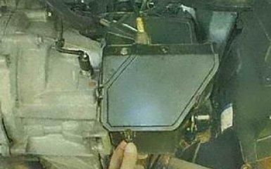 Замена тросов коробки передач Ford Focus 3