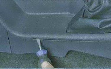 Замена кулисы КПП Ford Focus 3
