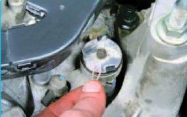 Замена тросов управления МКПП Honda Civic 4D/5D 1.8 (R18A1)