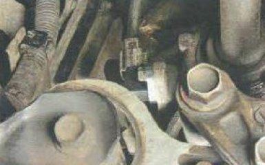 Замена датчика скорости Mazda 6 (GH)