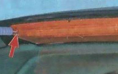 Замена заднего спойлера Ford Focus 3