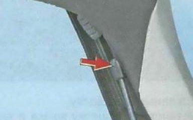 Замена двери багажника Ford Focus 3